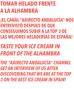 TOMAR HELADO FRENTE 